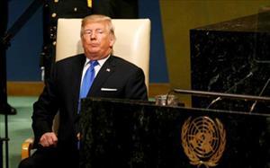 Ông Trump đã khuấy đảo thực sự không khí ngoại giao tại Liên Hợp Quốc