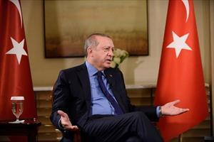 Thổ Nhĩ Kỳ sẽ đưa quân đến Syria để cùng Nga xóa sổ khủng bố