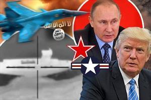 """Nga độp thẳng Mỹ """"thọc gậy bánh xe"""" tại Syria"""