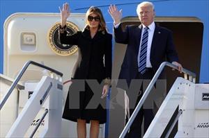 Tổng thống Mỹ Trump thăm Hà Nội sau khi dự Hội nghị cấp cao APEC