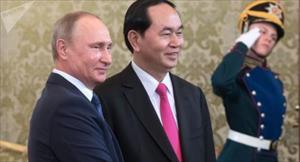 Lịch trình Tổng thống Putin tới Việt Nam