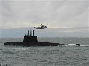 NASA hỗ trợ tìm tàu ngầm chở 44 người mất tích của Argentina