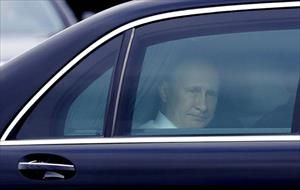 Hơn 60 cuộc gọi dọa đánh bom đoàn xe của Tổng thống Putin tại Saint Petersburg