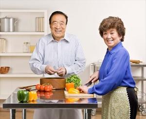 Ẩm thực theo ngũ hành giúp người Nhật Bản trường thọ