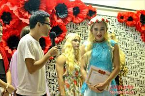 Sinh viên Việt Nam tại Nga tổ chức
