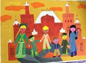 Cuộc thi vẽ tranh thiếu nhi Việt - Nga lần thứ ba, năm 2018