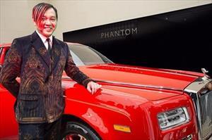 """""""Đập công"""" dàn Rolls-Royce 446 tỷ của đại gia châu Á"""