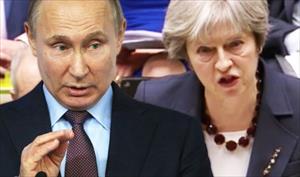 Putin bất ngờ phá vỡ sự im lặng về vụ điệp viên bị đầu độc