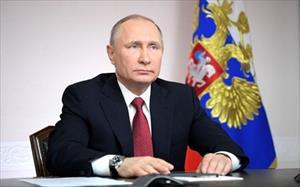 """Báo chí quốc tế """"ngả mũ"""" trước chiến thắng của ông Putin"""