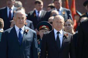 """""""Nín thở"""" với Nga trong ván bài quyền lực Trung Đông"""