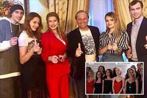 """Triệu phú Nga """"tuyển vợ"""" qua chương trình truyền hình"""