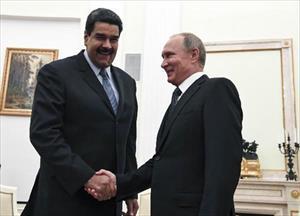 Nga khẳng định duy trì quan hệ tốt đẹp với Venezuela sau bầu cử