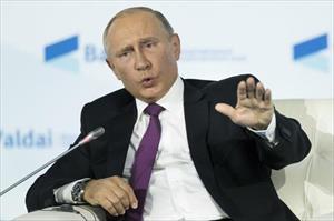 Ông Putin: Người Mỹ nên ngưng chỉ trích Tổng thống Trump
