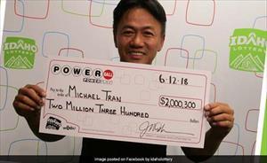 Người đàn ông Mỹ gốc Việt trúng 45,6 tỷ đồng sau 18 năm đánh một dãy số