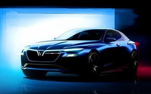 Lộ hình ảnh ô tô VinFast, đẹp ngang ngửa xe sang BMW