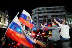 Tôi yêu tính cách Nga