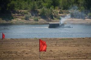 Sự cố hy hữu tại International Army Games diễn ra ở Nga