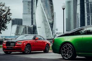 Ngắm bộ sưu tập Rolls-Royce đặc biệt