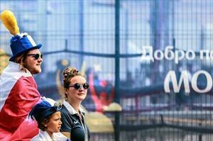 Mátxcơva thu về 1,6 tỉ USD dịp World Cup 2018