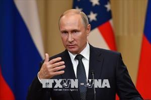 Nga sẵn sàng thảo luận về khả năng Tổng thống Putin thăm Mỹ