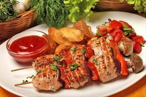 Shashlik - Món ăn lâu đời trong ẩm thực của Nga