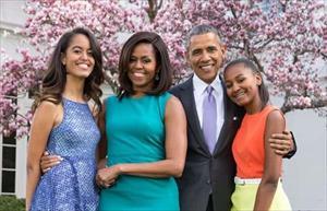Ảnh: Cuộc sống của gia đình cựu Tổng thống Obama sau khi rời Nhà Trắng