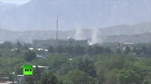 Nóng: Thủ đô và phủ tổng thống Afghanistan bị tấn công tên lửa