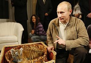 Những món quà sinh nhật kỳ lạ mà ông Putin từng được tặng