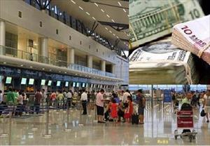 Khối lượng, giá trị hàng hoá và số lượng tiền cho phép khi nhập cảnh vào Nga