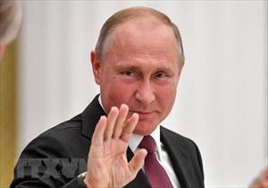 Tổng thống Nga Vladimir Putin sẽ thăm Thổ Nhĩ Kỳ vào tuần tới