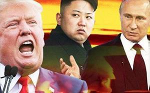 Đọ chỉ số IQ của ba nhà lãnh đạo Trump, Putin và Kim Jong-un: Kết quả bất ngờ