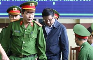 Phan Văn Vĩnh kháng cáo, Nguyễn Văn Dương chấp nhận mọi mức án