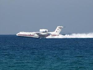 Hải quân Nga sắp tiếp nhận thủy phi cơ Beriev Be-200