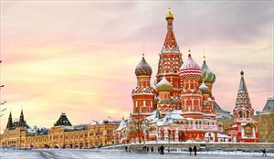 7 địa điểm của mùa đông nước Nga thanh bình như trong chuyện cổ tích