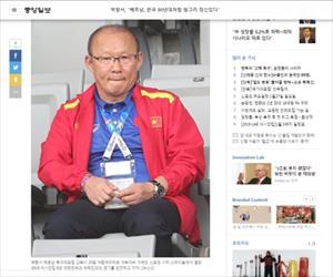 Thầy Park nói về mục tiêu World Cup và Olympic của bóng đá Việt Nam