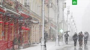 Nga đang trải qua những ngày mùa Đông khắc nghiệt