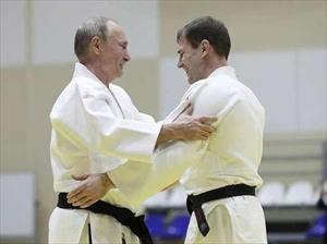 """Ông Putin: """"Judo giúp tôi thực tế về thế giới xung quanh"""""""