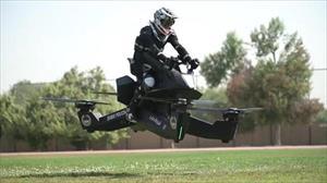 """Cảnh sát Dubai có """"xe bay"""" đầu tiên trên thế giới mua của Nga"""