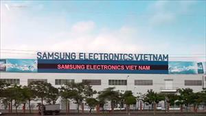 Doanh thu của Samsung Việt Nam vượt 1 triệu tỷ đồng