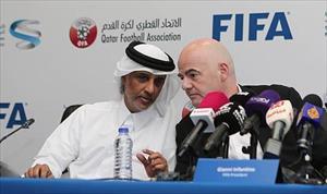 """FIFA tung """"nước cờ chốt hạ"""" để Qatar đồng ý tăng 48 đội ở World Cup 2022"""