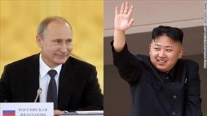 Điện Kremlin: Cuộc gặp Thượng đỉnh Nga-Triều Tiên diễn ra cuối tháng 4