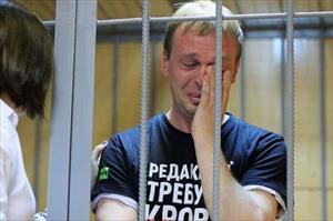 Putin được yêu cầu xử 2 tướng cảnh sát vụ nhà báo bị vu buôn ma túy