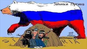 Nga-Putin: Thẳng tay với