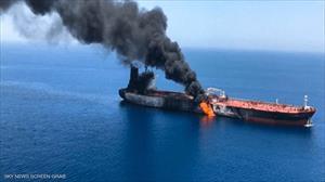 Phản ứng của Iran khi bị Anh cáo buộc tấn công tàu chở dầu