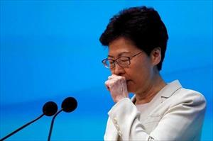 Lãnh đạo Hong Kong gửi lời xin lỗi chân thành, xin thêm cơ hội