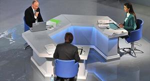 Trực tuyến với Tổng thống Putin: Đã gần 1 triệu câu hỏi gửi lãnh đạo Nga