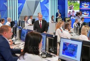 Tổng thống Putin: Mức sống và y tế là những vấn đề cấp thiết của người dân