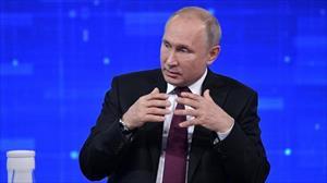 """Những câu trả lời """"thú vị"""", """"sâu sắc"""" nhất của ông Putin trong đối thoại thường niên 2019"""
