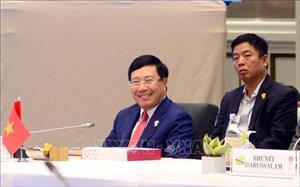 Các Bộ trưởng Ngoại giao ASEAN nhất trí cùng ứng cử đăng cai World Cup 2034