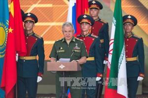Quân đội Nga kiểm tra đột xuất về khả năng sẵn sàng chiến đấu